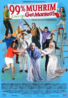 Poster Film Get Married 5