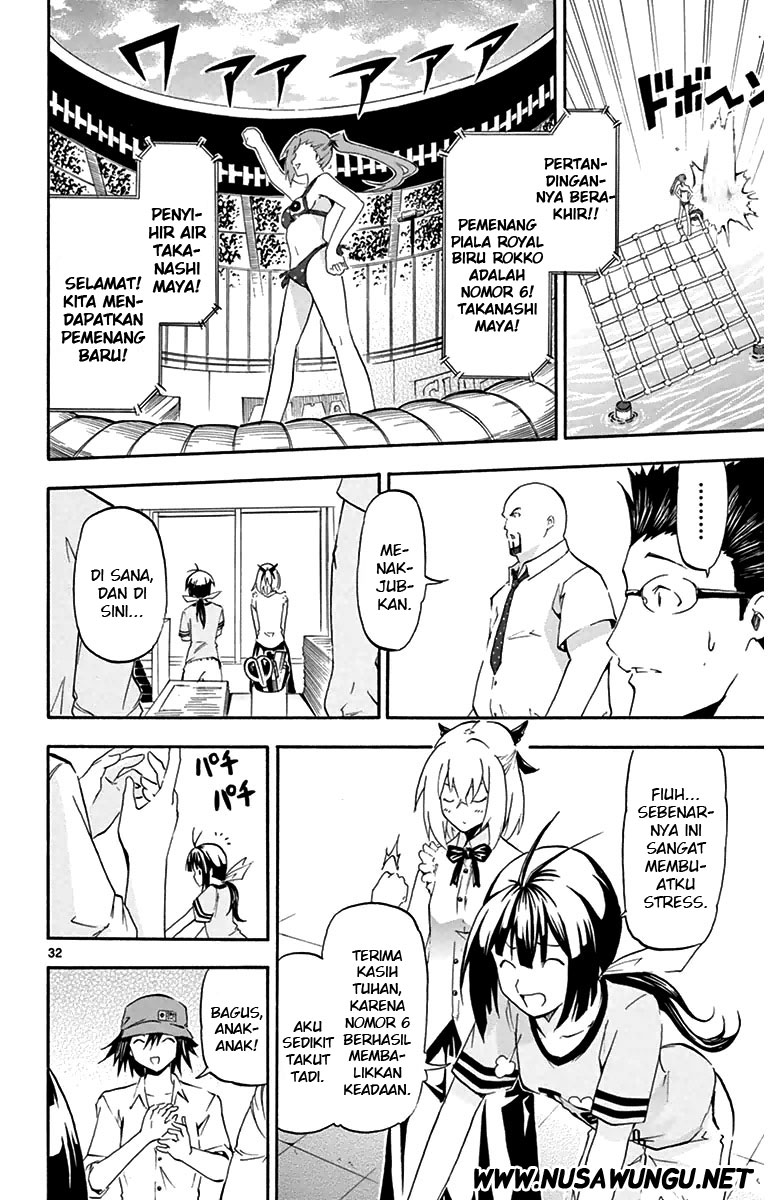 Keijo!!!!!!!! Chapter 02-32