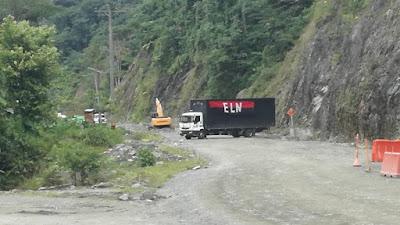 Un nuevo hostigamiento se registró en el sector de Moindò en la vía entre Chocó y Risaralda