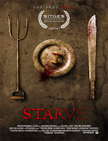 Starve (2014) online y gratis