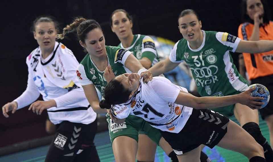 Vardar lose to Gyor in women's handball champions league final