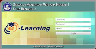 Contoh E-learning Sederhana Dengan PHP MySQL