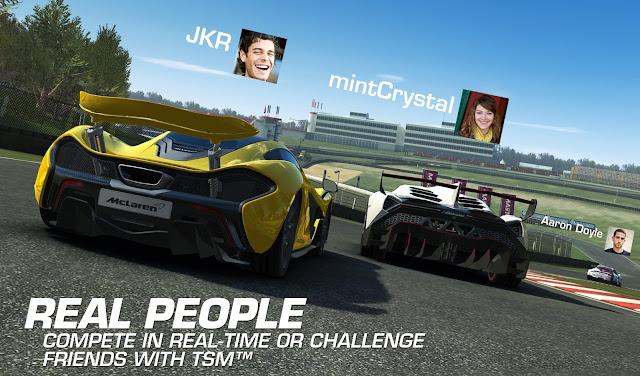 Download Real Racing 3 MOD APK Terbaru