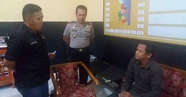 Bercanda Bilang Bawa Bom di Bandara Bua, Warek II IAIN Palopo Diamankan Polisi