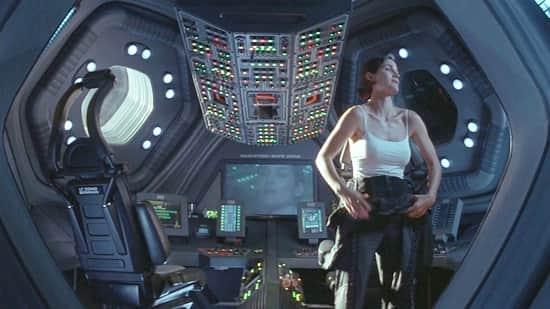 Carrie Ann-Moss - Pianeta Rosso 2000