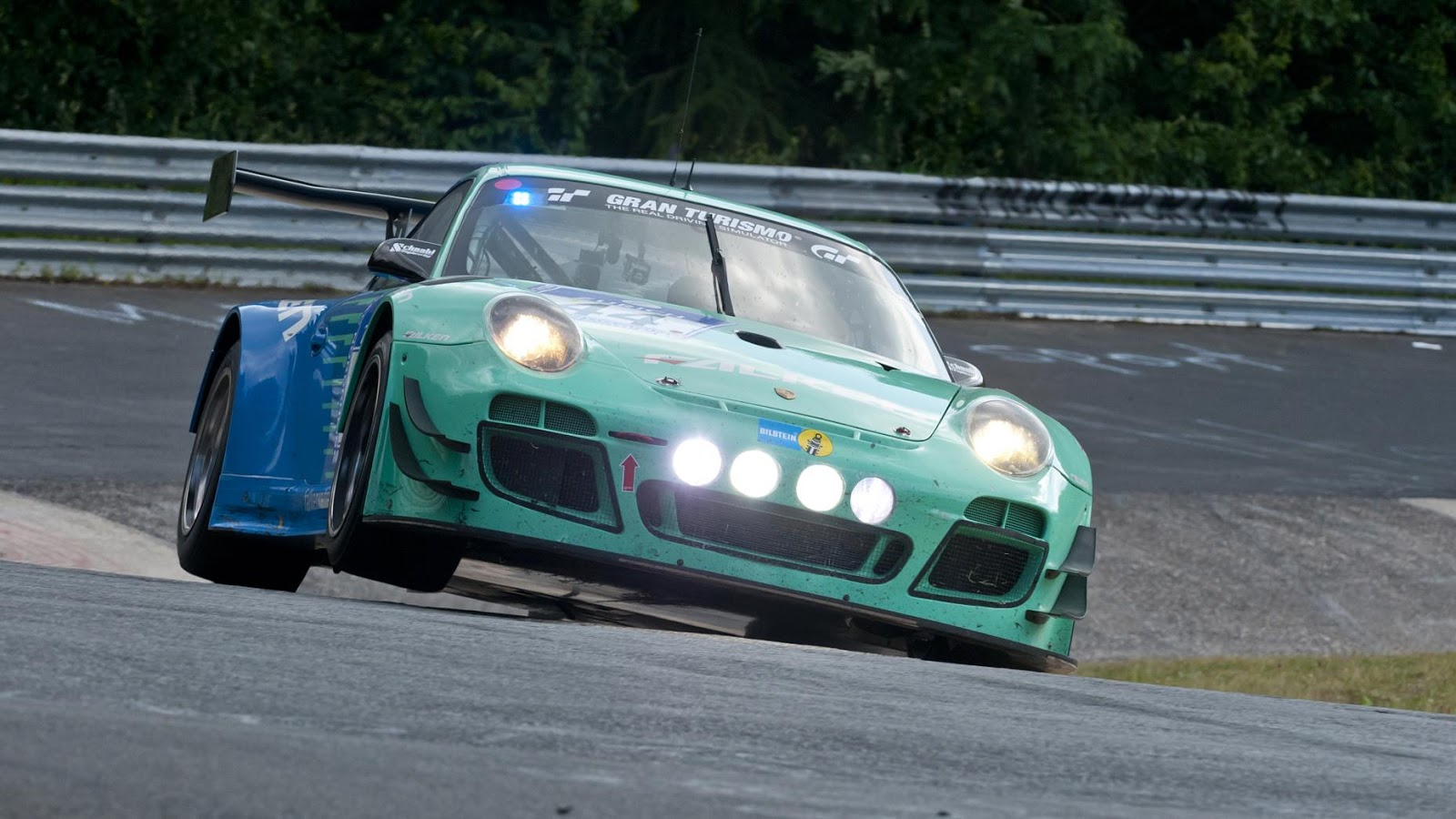 2014 - Porsche 997