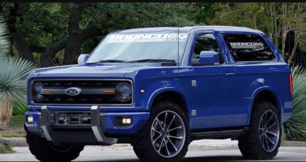 New 2019 Ford Bronco Review - New Cars Review