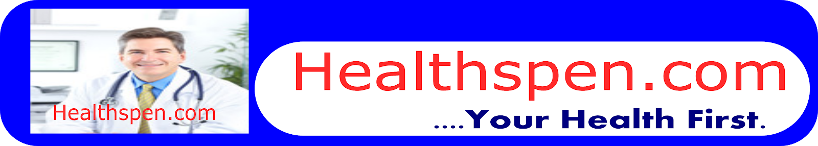 Healthspen | Your Health First...before any other thing.