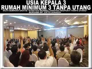 Jadwal Seminar Cipto Junaedy Mei 2016 di Bandung