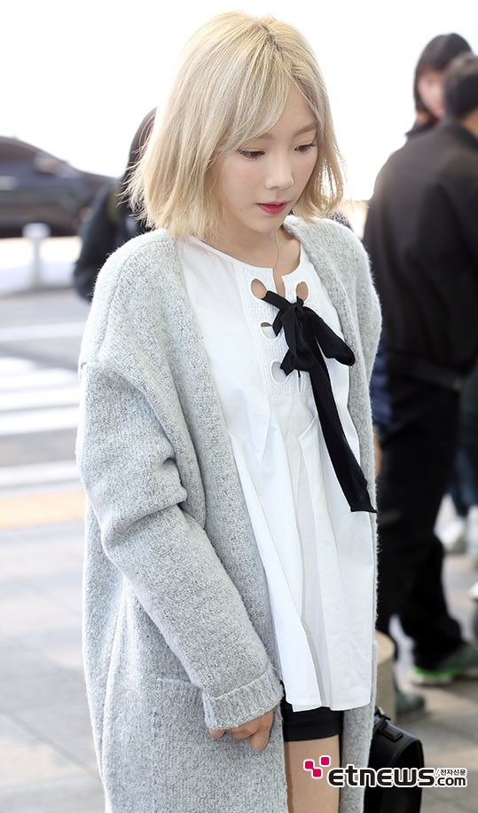 SNSD TaeYeon is off to Abu Dhabi for the 2016 KCON in DUBAI - Wonderful Generation