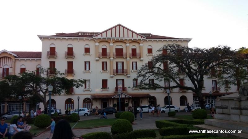 Poços de Caldas Grande Hotel