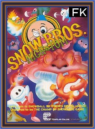 Snow Bros 3 Free Download
