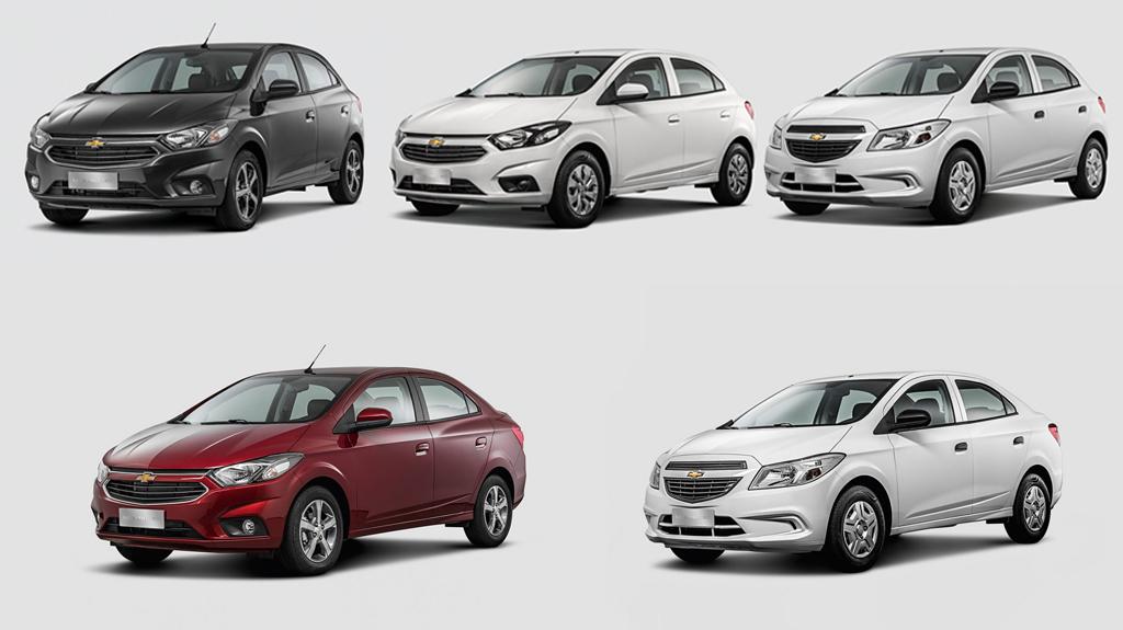 Repaso De Gama Chevrolet Onixprisma Actualizacin Motorblog
