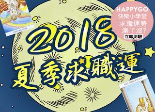 HAPPY GO 快樂小學堂(求職運測了沒) 答案