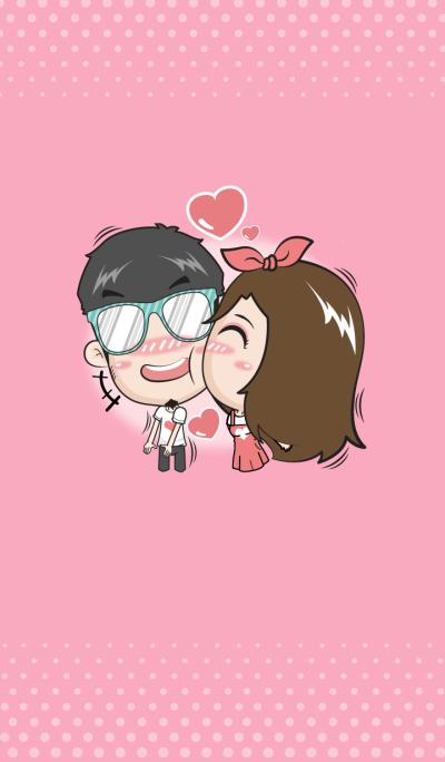 Love me? (Pink)