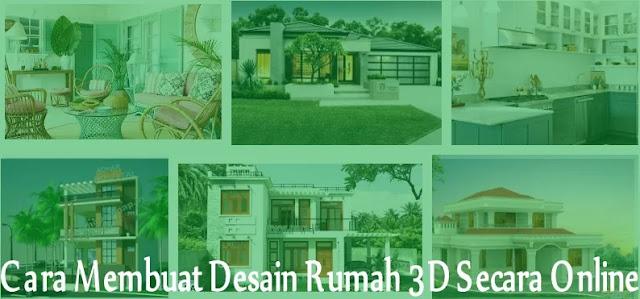 Pada artikel ini kami akan share cara membuat desain rumah  Cara Membuat Desain Rumah 3D Secara Online