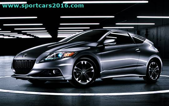 2017 Honda CR-Z Review