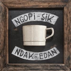 Kumpulan Gambar kata Minum kopi