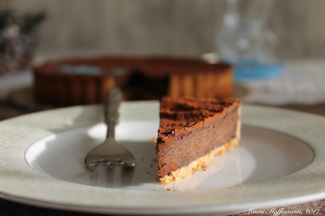 crostata cioccolato ricetta passo passo