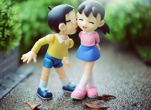 صور جميلة نوبيتا وشيزوكا حب , خلفيات HD