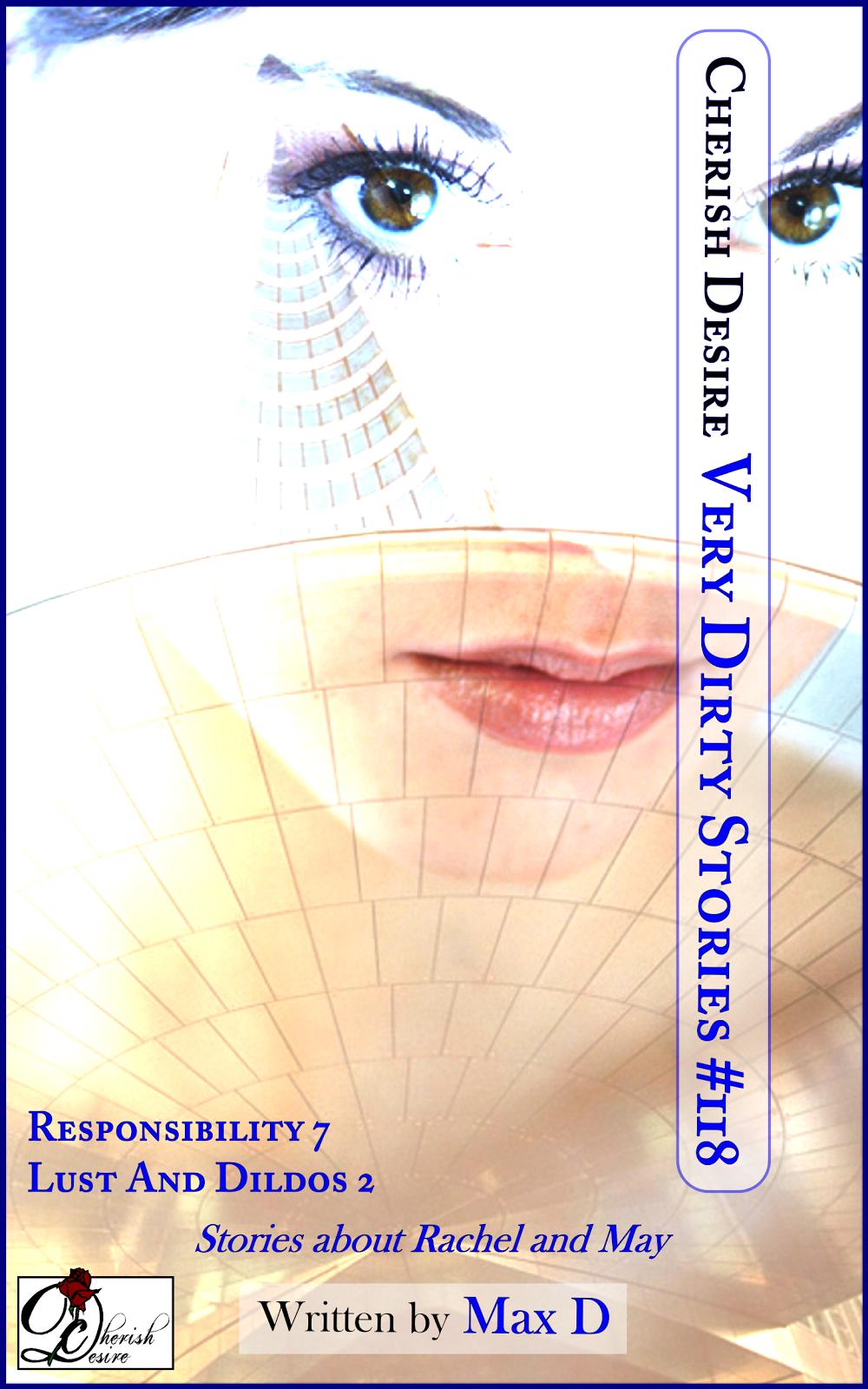 Cherish Desire: Very Dirty Stories #118, Max D, erotica
