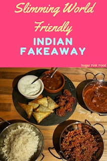 Slimming World Friendly Indian Fakeaway recipe low syn tikka masala