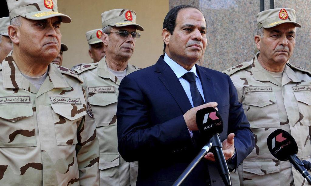 Fatah Al-Sisi Ancam Lenyapkan Pengkritik Dirinya dari Muka Bumi
