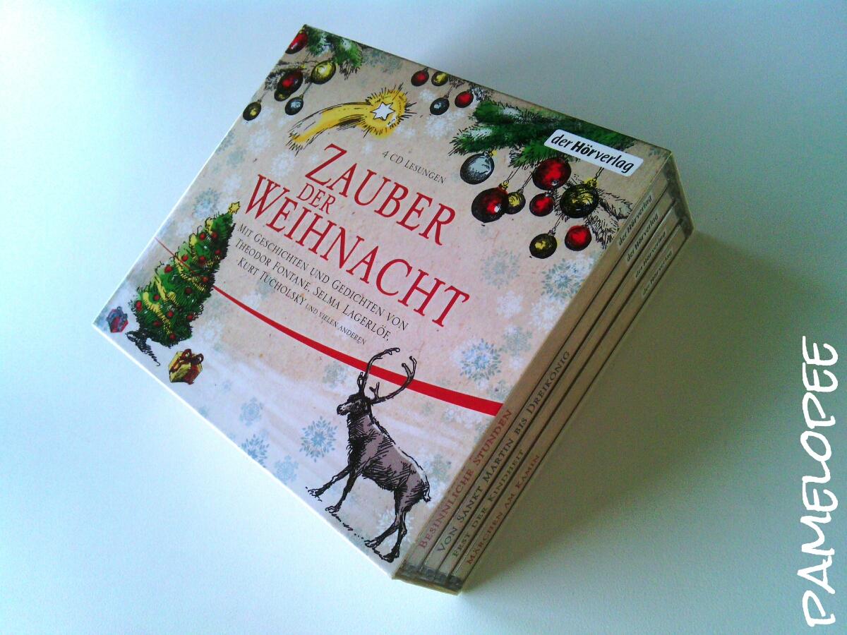 Pamelopee Zauber Der Weihnacht Mein Hor Buch Des Monats
