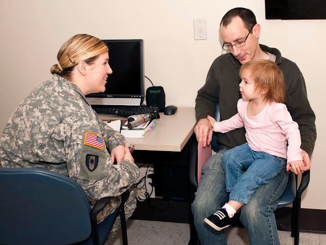 To continue supporting nurses in the armed forces and federal health services, USU's GSN now offers a workshop to help them understand the differences between doctoral options. (photo by Tom Balfour)