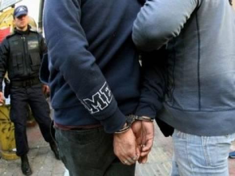 Τρεις συλλήψεις για απόπειρα κλοπής στην Χαλκιδική