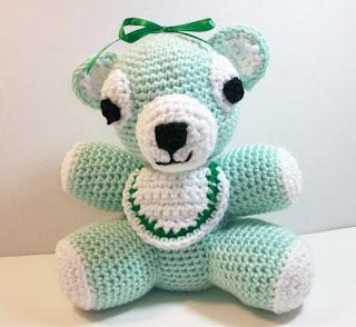 Plush Baby Bear