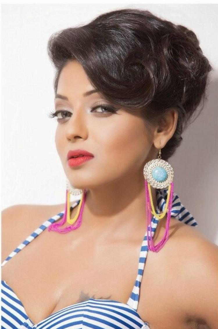 Reshma Pasupuleti Portfolio Photoshoot  Indian Girls -2261