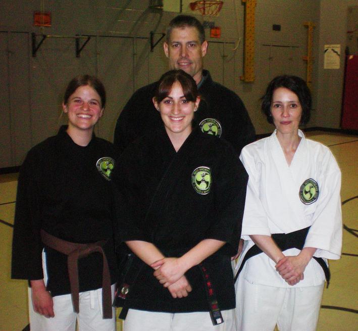 karate kampioen janet