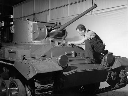 Valentine Infantry Tank Mk. III 23 May 1941 worldwartwo.filminspector.com