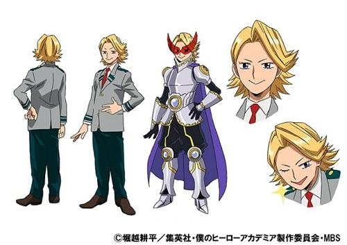 อาโอยามะ ยูงะ (Aoyama Yuga) @ My Hero Academia: Boku no Hero Academia มายฮีโร่ อคาเดเมีย