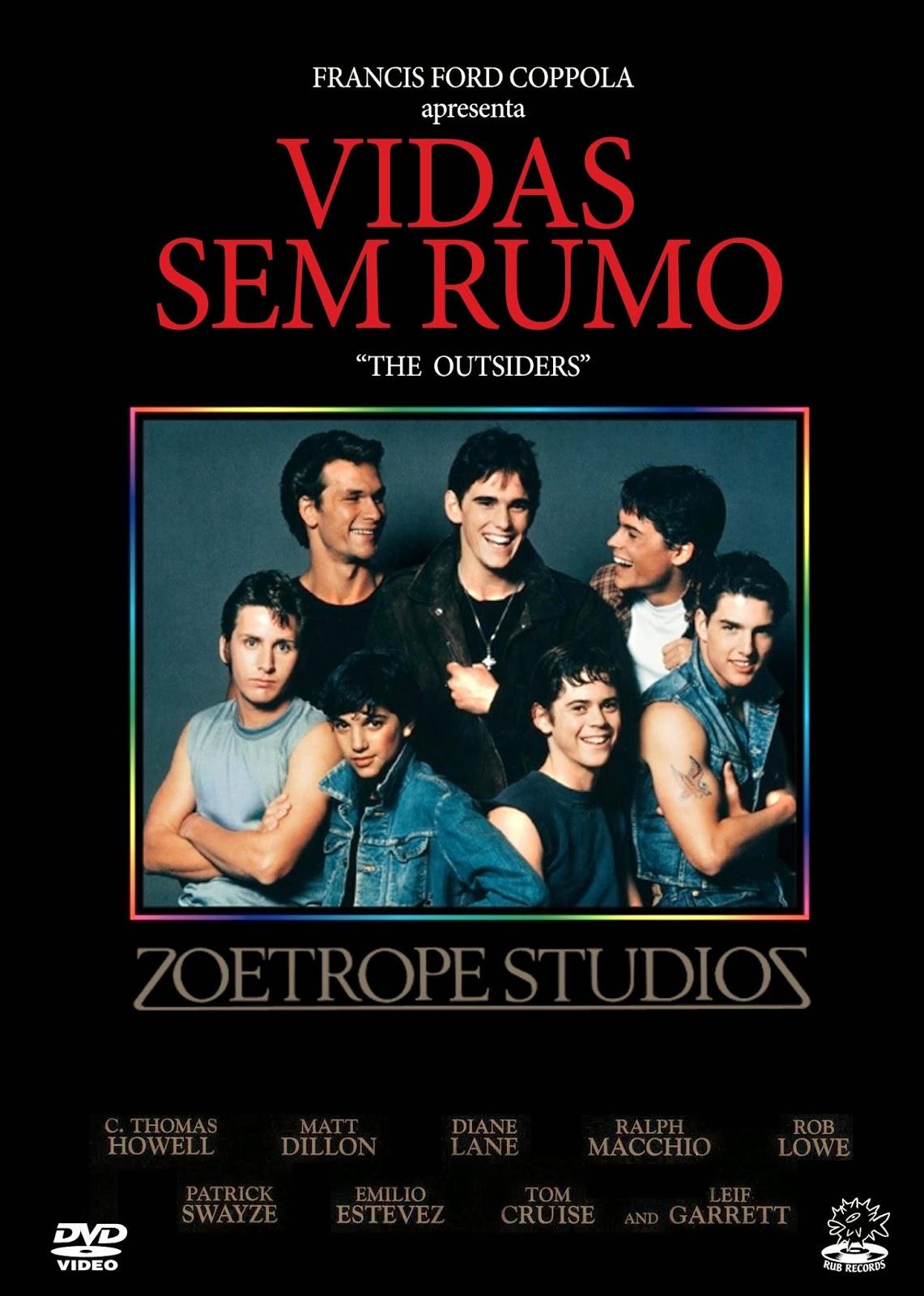 Vidas Sem Rumo – Dublado (1983)
