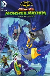 Watch Batman Unlimited: Monster Mayhem Online Free in HD