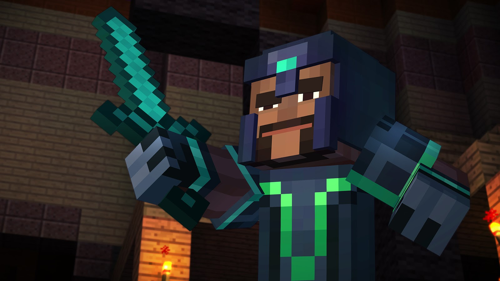Minecraft Story Mode Episode 1 The Order Of The Stone Xbox One