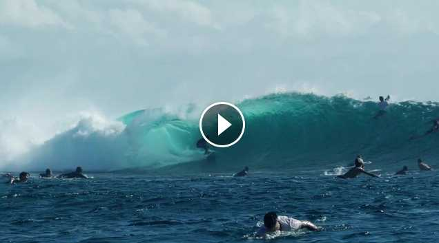 Kelly Slater videdo Fiji Restaurants