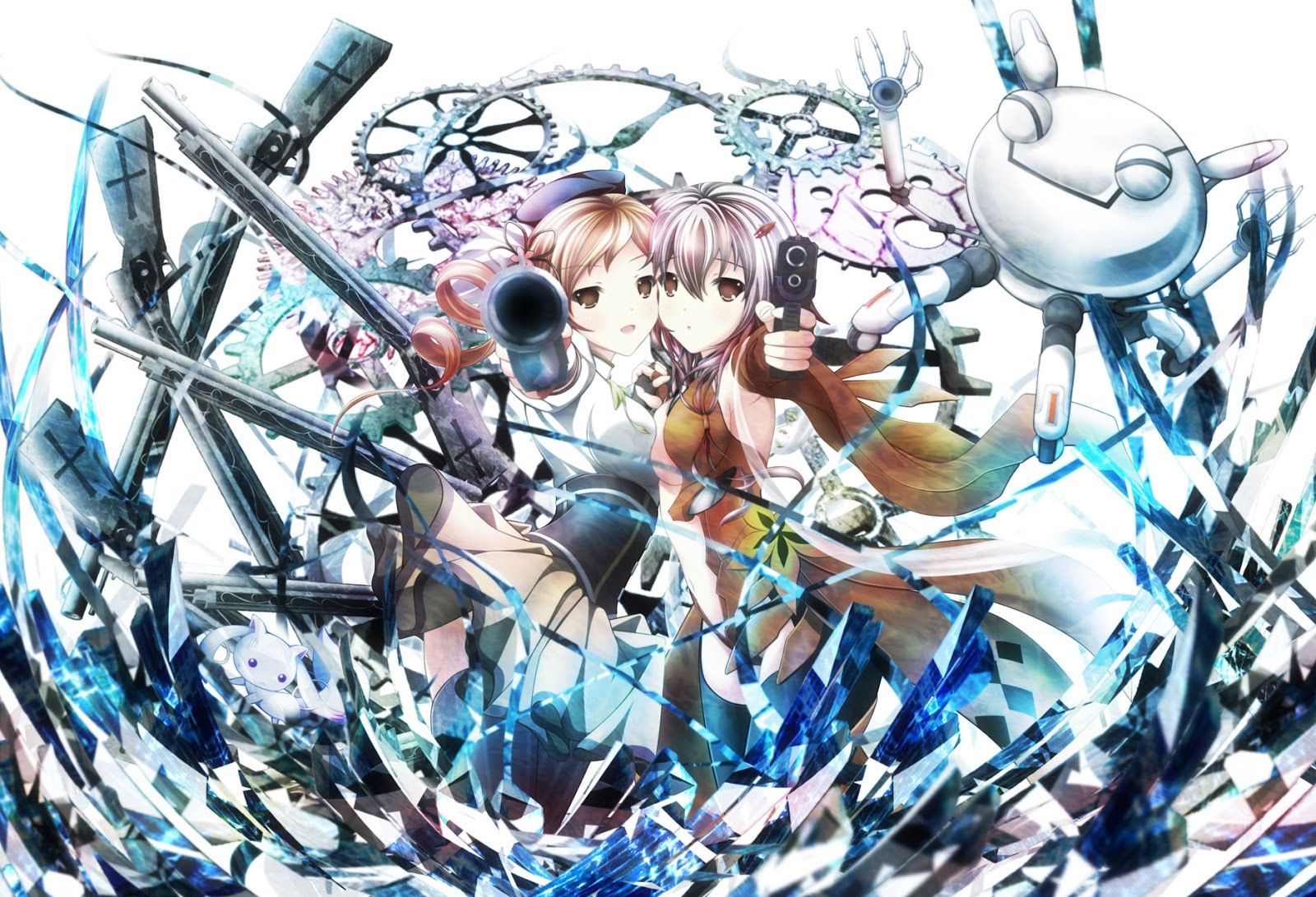 Anime Wallpapers: Guilty Crown (Wallpaper)