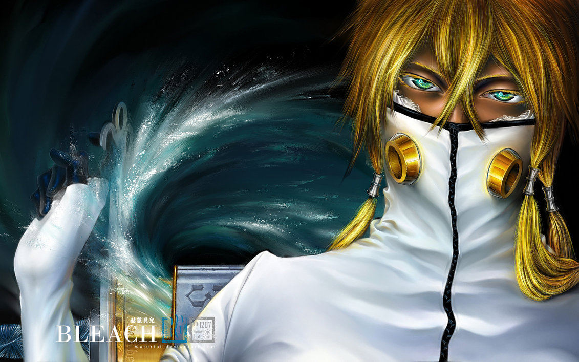 Tier harribel 4 fan arts and wallpapers your daily anime - Fanart anime wallpaper ...