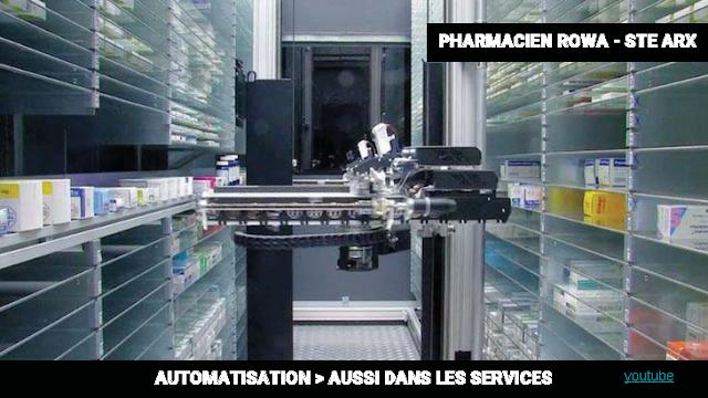 Pharmacien Rowa STE ARX