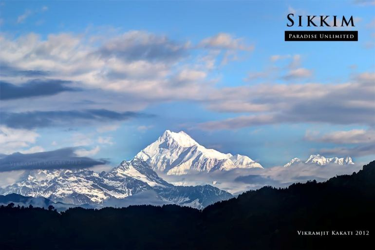 Sikkim (photo - Vikramjit Kakati)