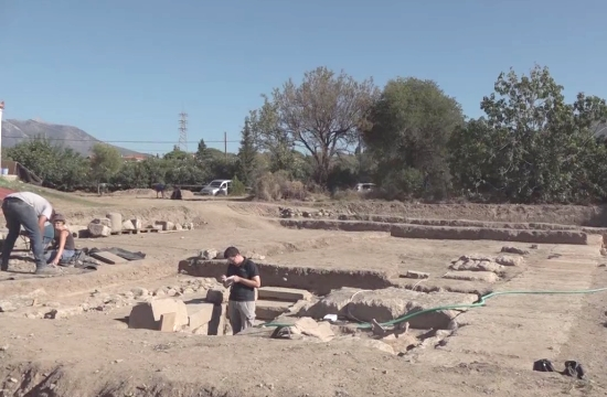Ο χαμένος ναός της Αρτέμιδος βρέθηκε στην Αμάρυνθο της Εύβοιας