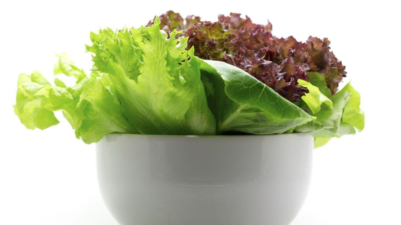 Maigrir avec la m thode montignac phase 1 menu rapide du samedi 30 avril 2016 - Salade verte calorie ...