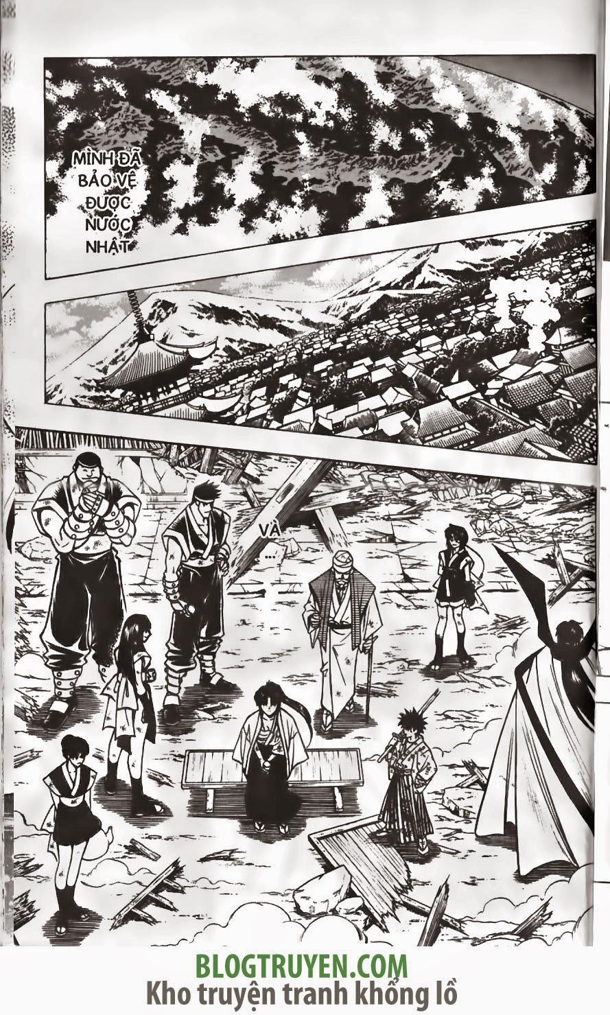 Rurouni Kenshin chap 145 trang 8