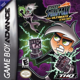 Danny Phantom: The Ultimate Enemy ( BR ) [ GBA ]