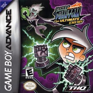 Danny Phantom: The Ultimate Enemy ( BR ) [ GBA ]