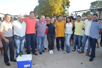 EM GRANDE EVENTO NOVO GRUPO POLÍTICO DE BOM JARDIM-MA APRESENTA SEUS PRÉ-CANDIDATOS A DEPUTADO ESTADUAL E FEDERAL.