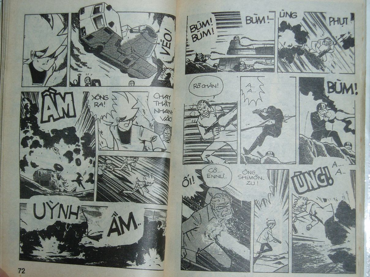 Siêu nhân Locke vol 03 trang 36